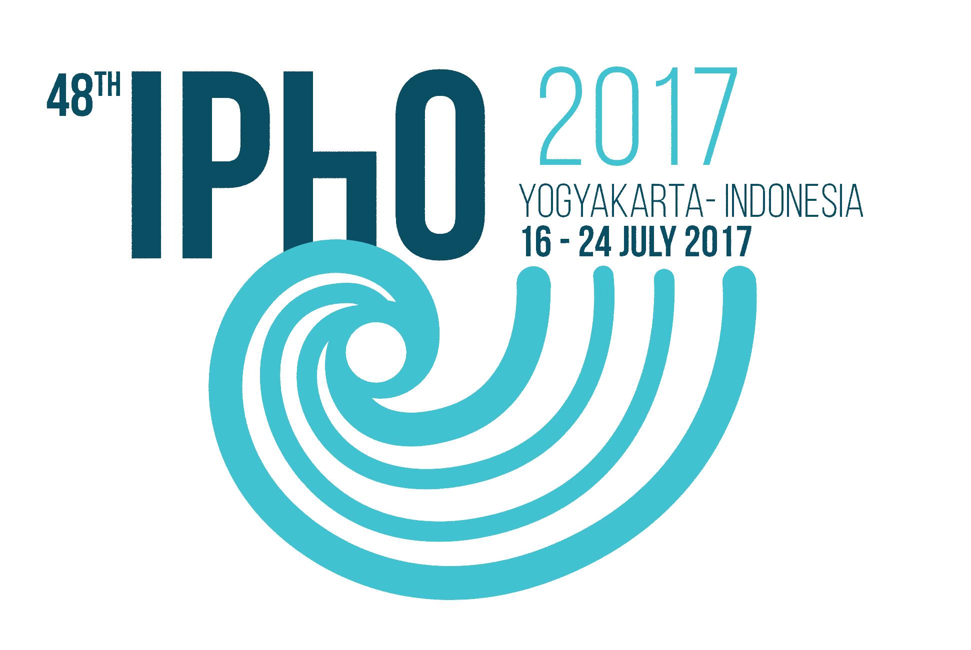 IPhO 2017 logo