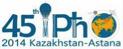 IPhO 2014 logo