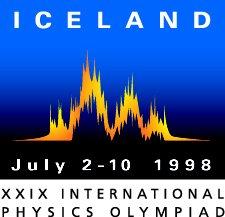 IPhO 1998 logo