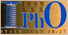IPhO 30 logo