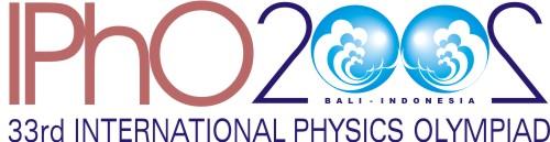 IPhO 2002 logo