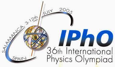 IPhO 2005 logo