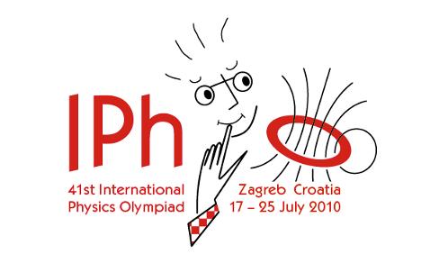 IPhO 2010 logo