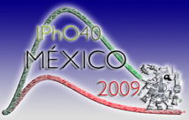 IPhO 40 logo