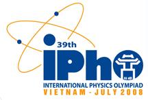 IPhO 2008 logo